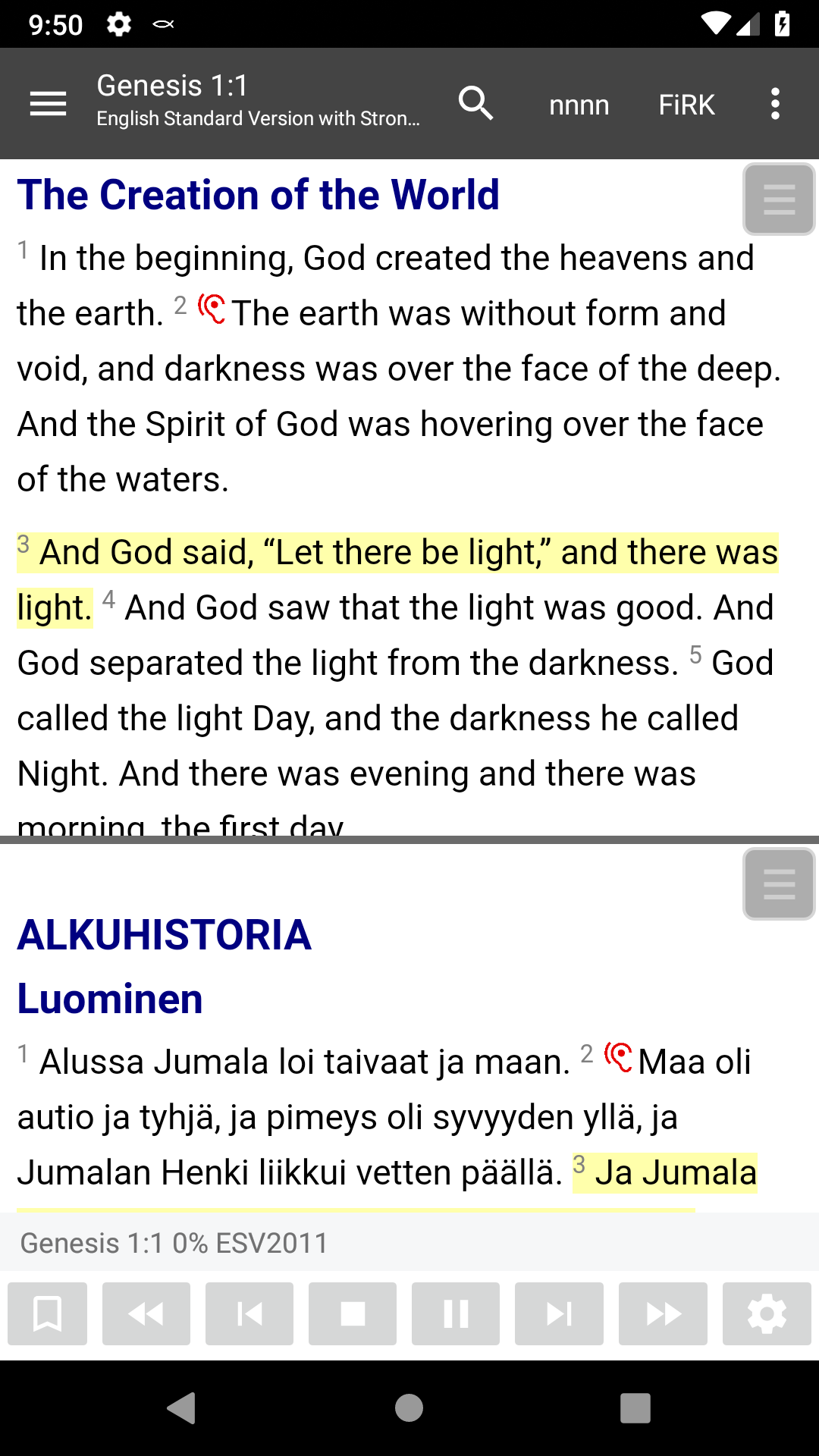 And-bible - Offline Bible for Android